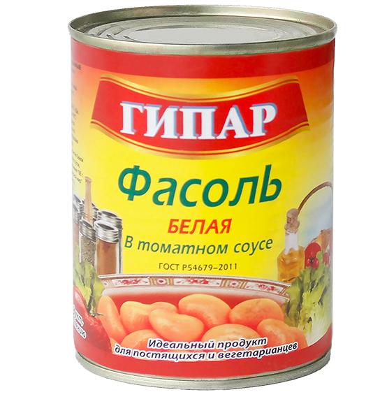 Салат из консервированной фасоли в томатном соусе рецепт